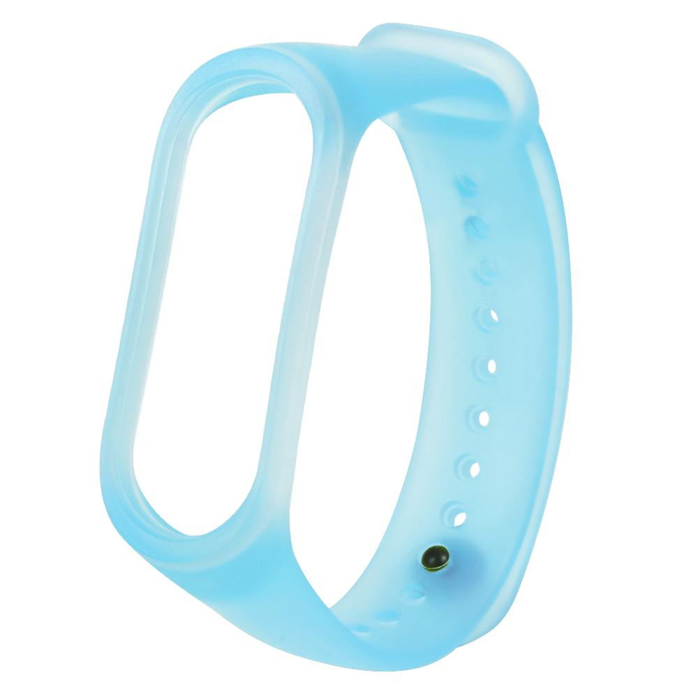 new xiaomi mi band 4 jelly replacement watchband