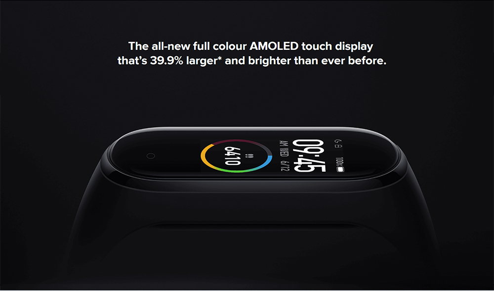 xiaomi mi band 4 for sale