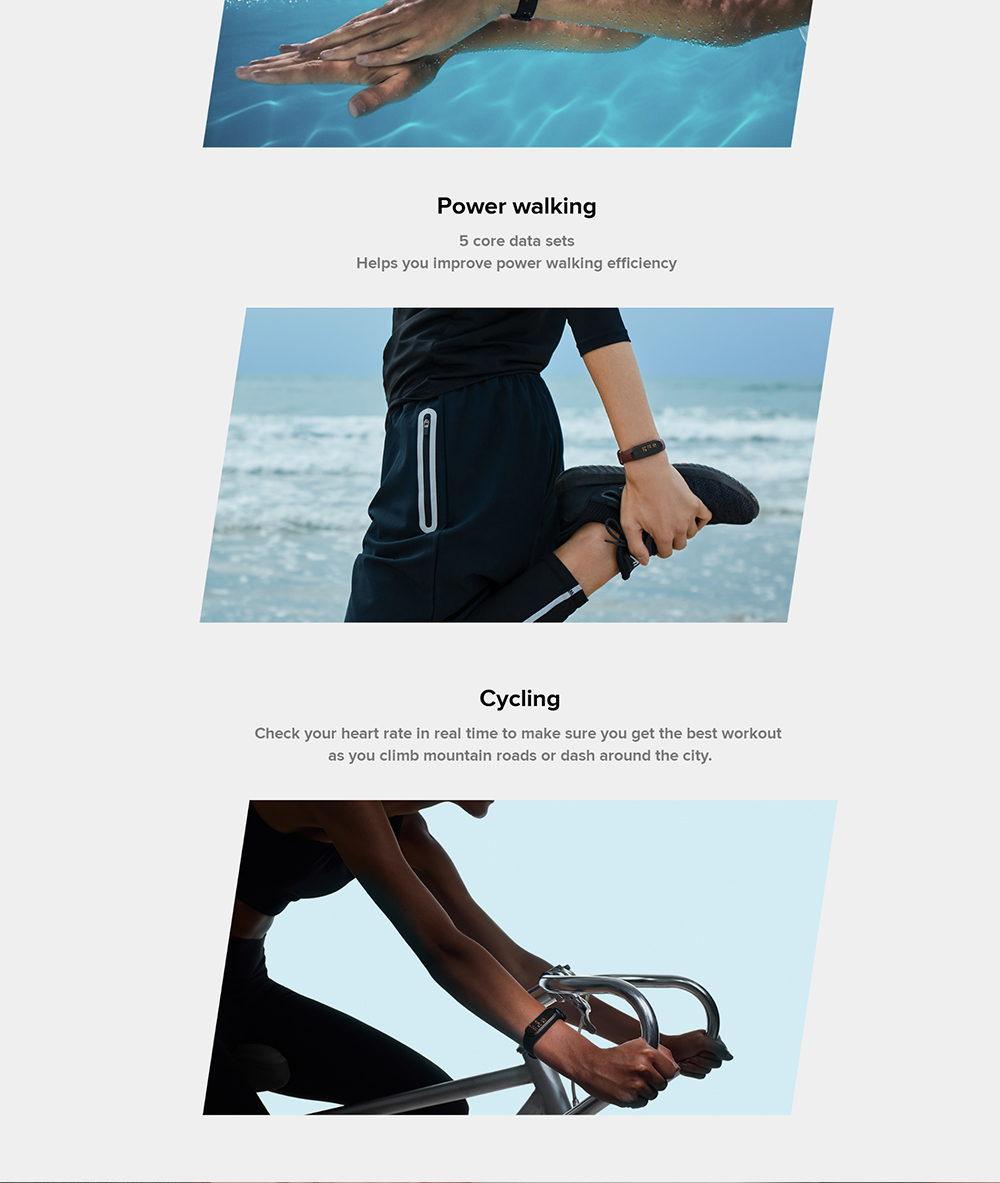 Xiaomi Mi Band 4 Smart Bracelet Bluetooth 5 0 Global Version