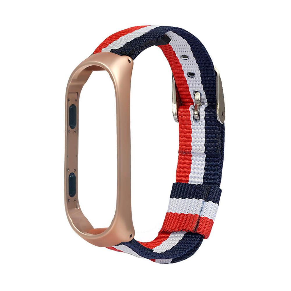 new xiaomi mi band 4 canvas watchband