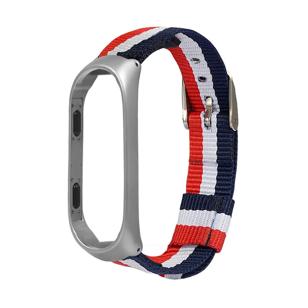 best xiaomi mi band 4 canvas watchband