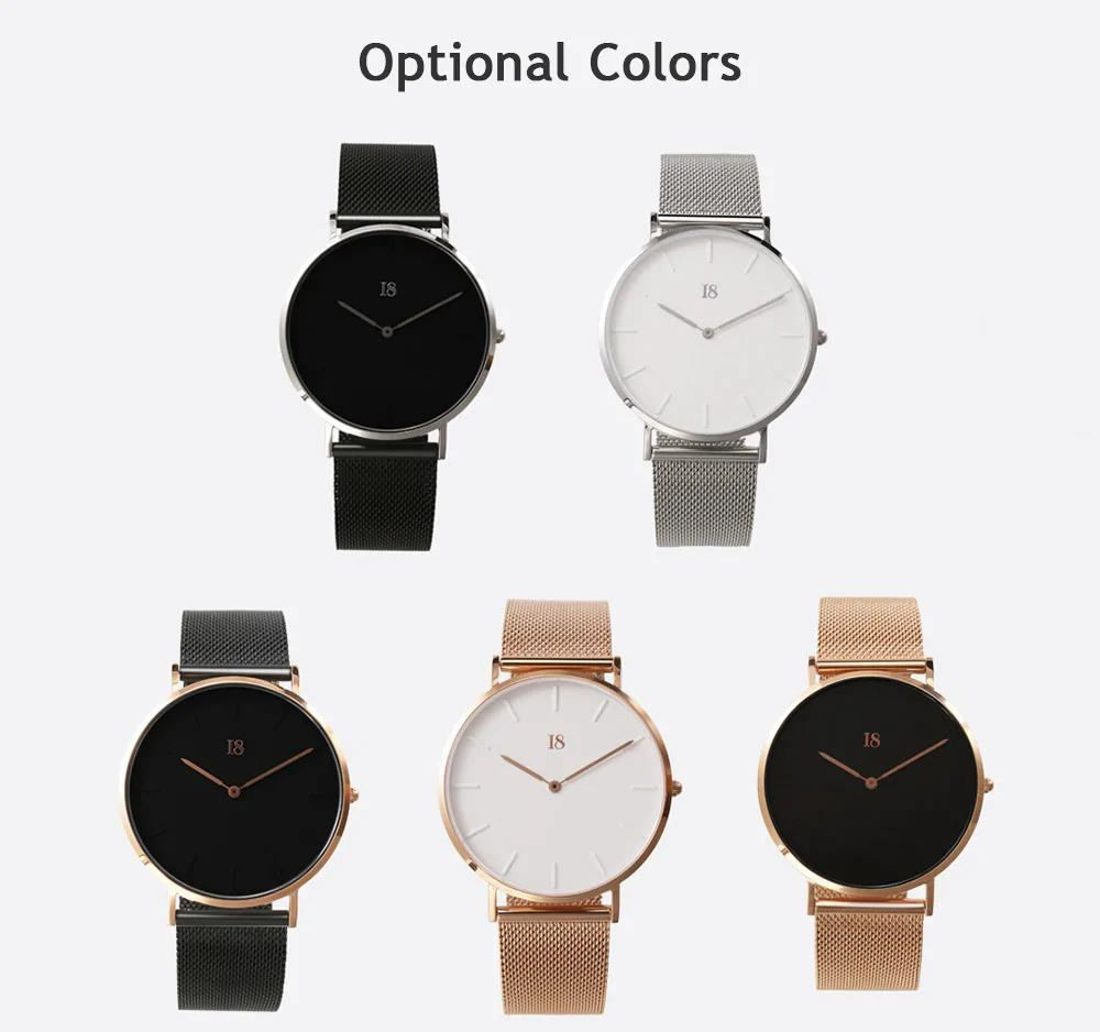best xiaomi mijia i8 quartz watch