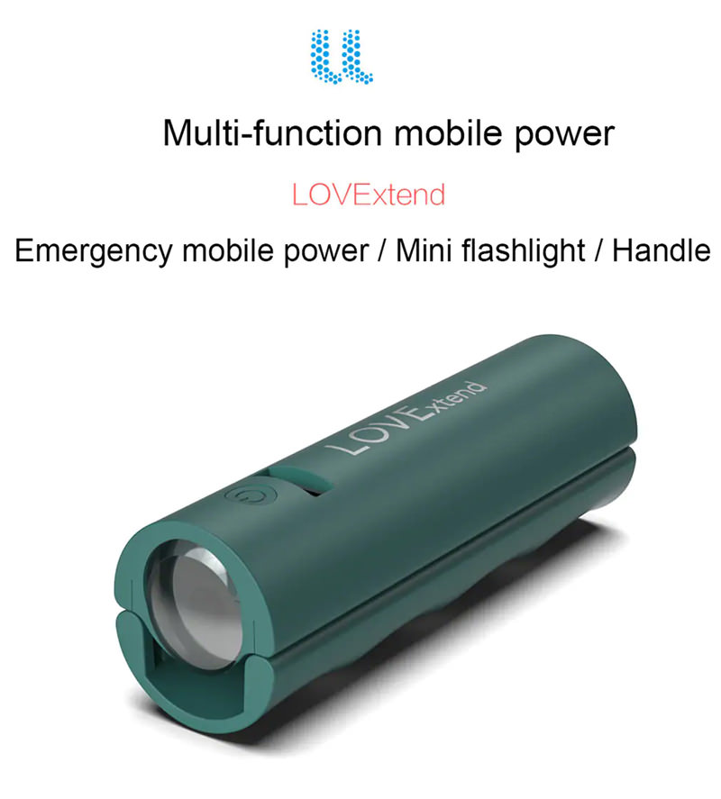 xiaomi lovextend lp-100 power bank