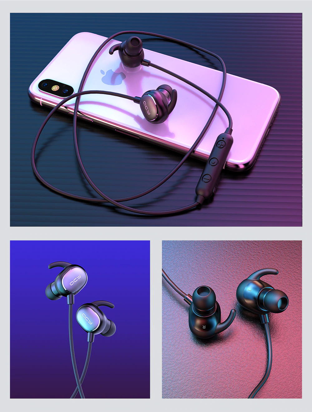 qcy qy19 wireless bluetooth earphone review
