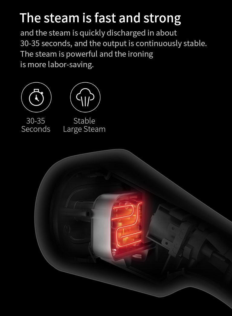 xiaomi rosou gs2 handheld steamer online