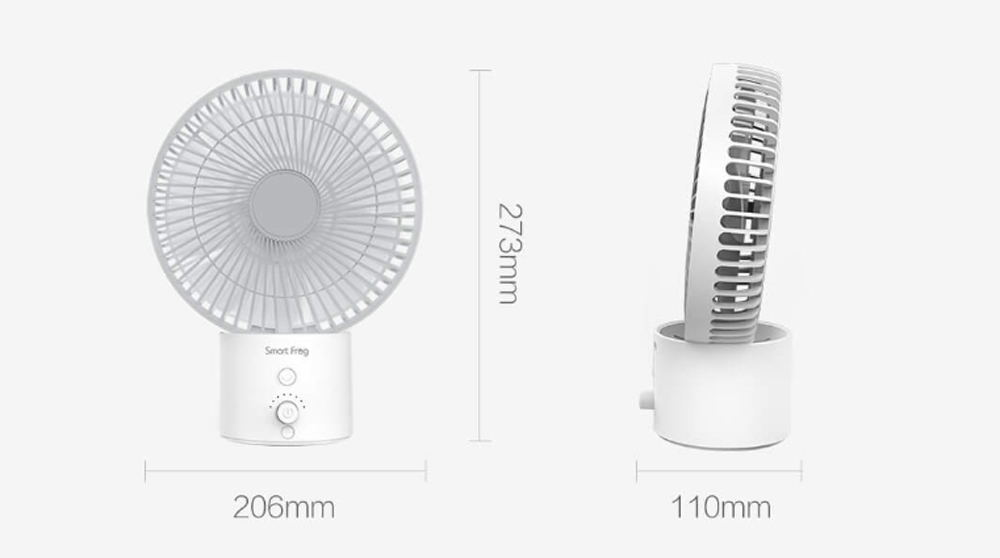 2019 xiaomi smartfrog air circulation fan