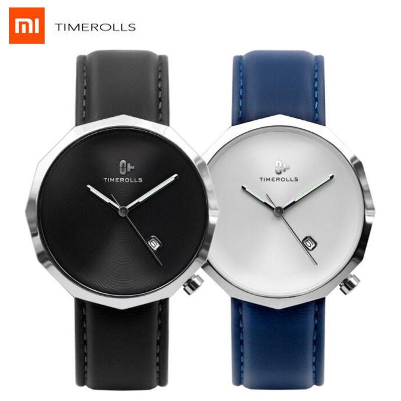 xiaomi timerolls nut quartz watch