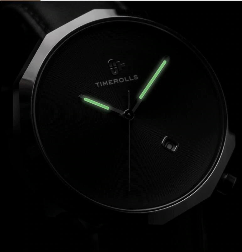 2019 xiaomi timerolls nut quartz watch