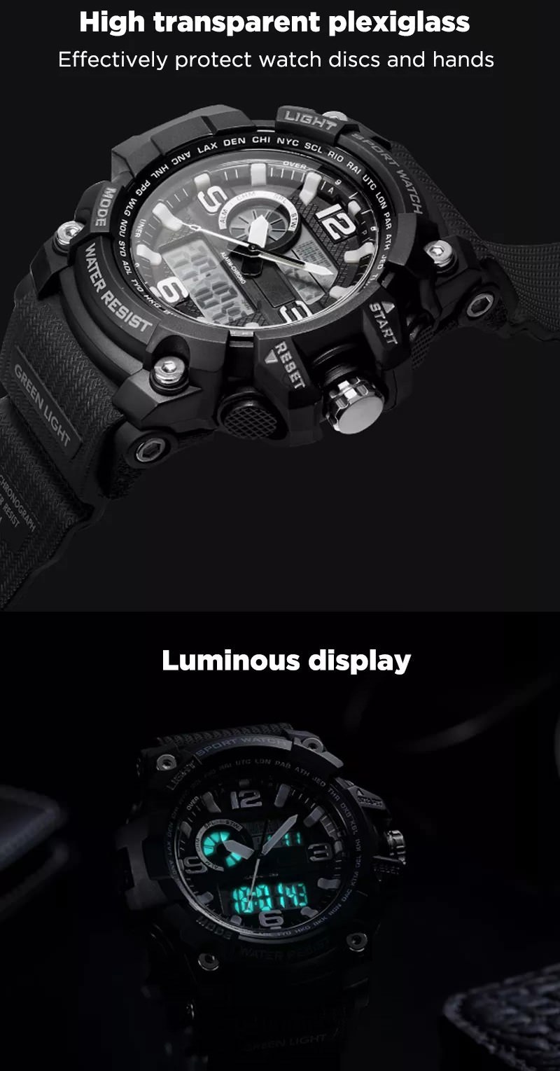 2019 xiaomi twentyseventeen dual display digital watch