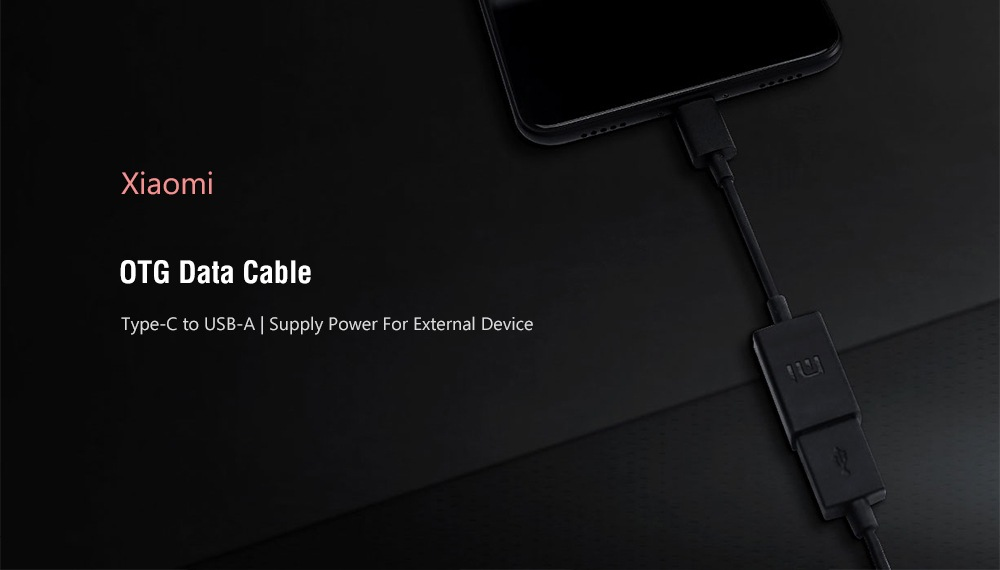 xiaomi type-c to usb-a otg cable