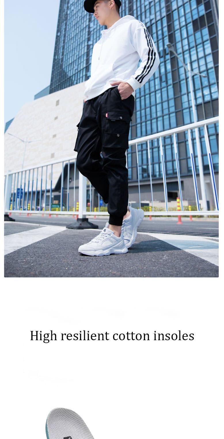 new xiaomi yuncoo fashion walking shoes