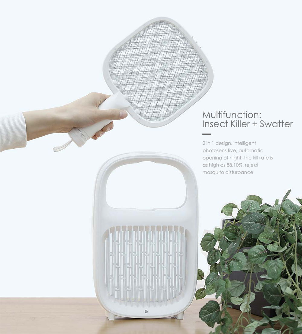 xiaomi yeelight insect killer swatter