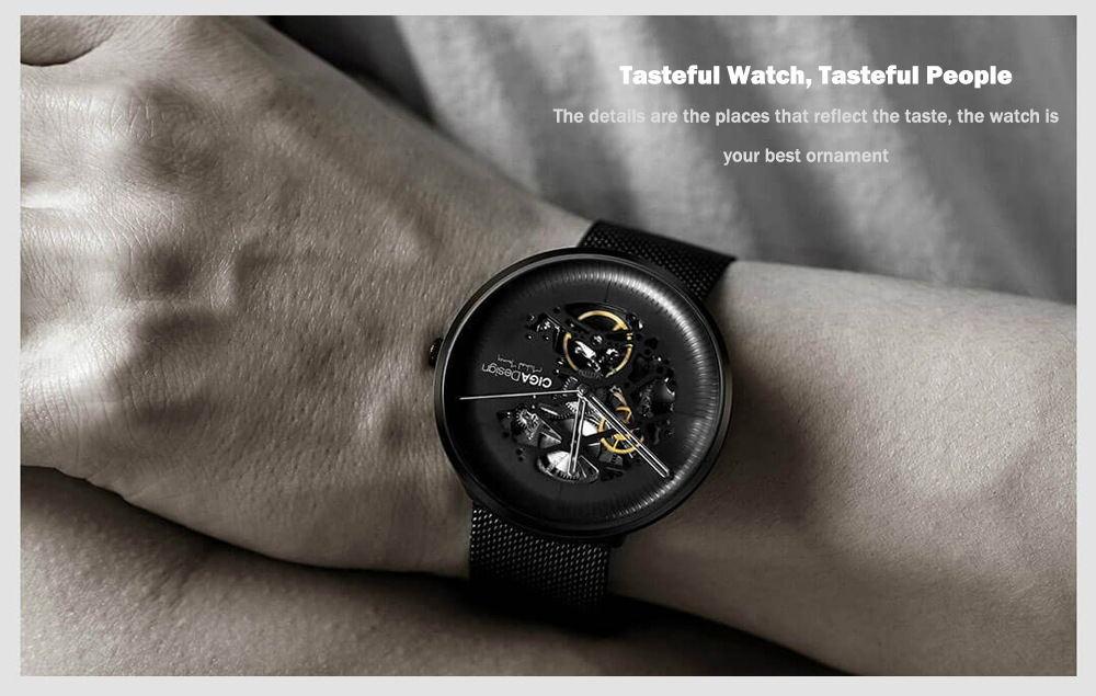 xiaomi ciga mechanical automatic watch