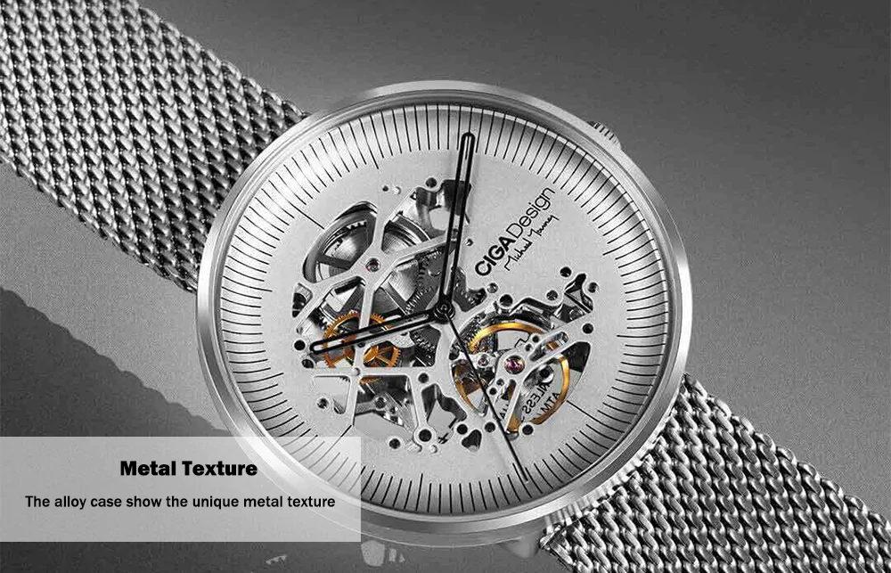 buy xiaomi ciga hollowed-out watch