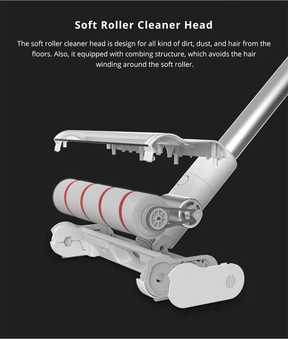 new xiaomi dreame v9 vacuum cleaner 2019