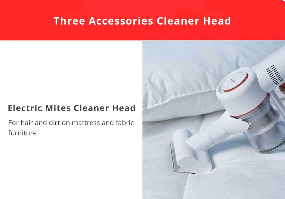 new xiaomi dreame v9 portable vacuum cleaner