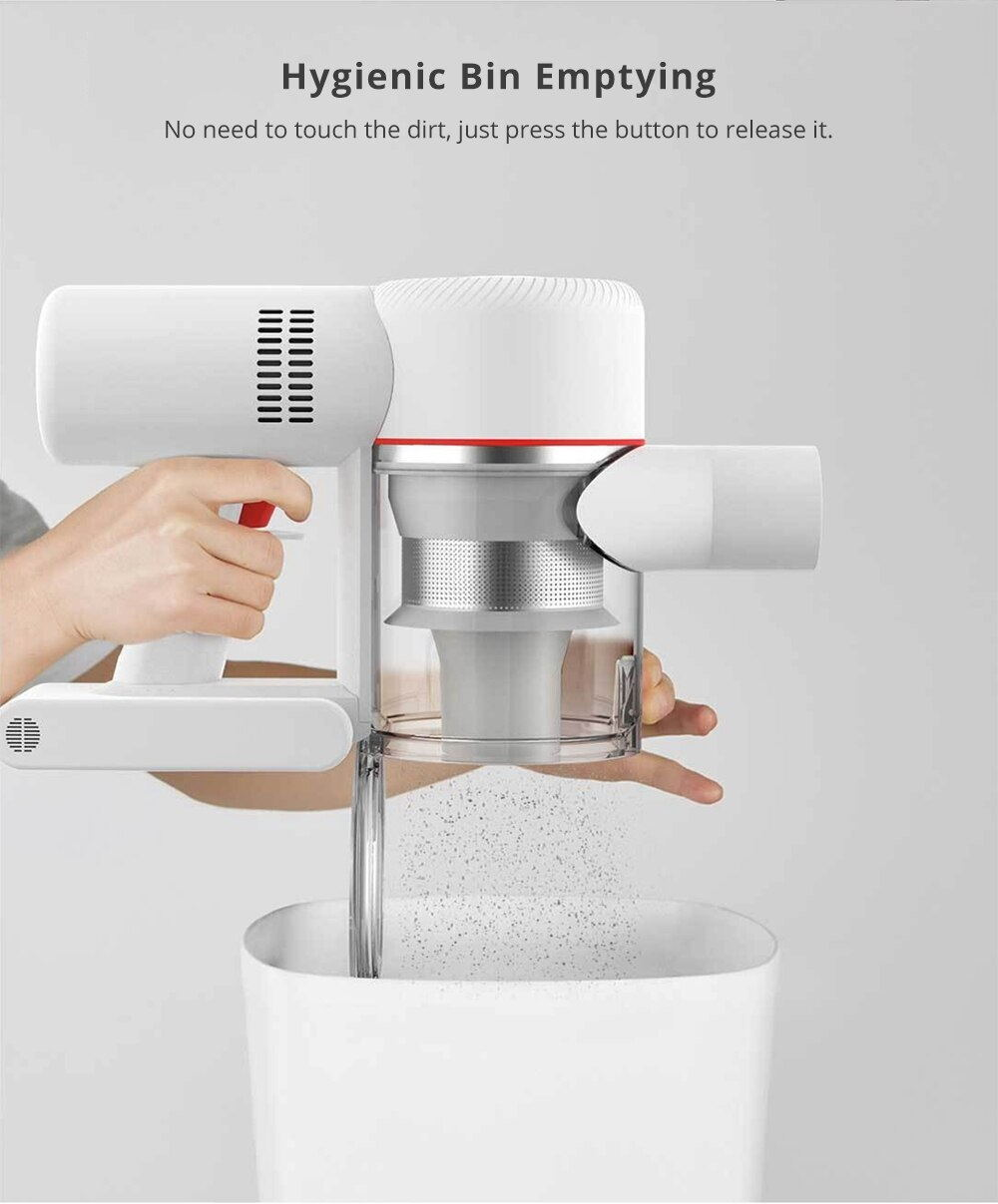 xiaomi dreame v9 wireless vacuum cleaner