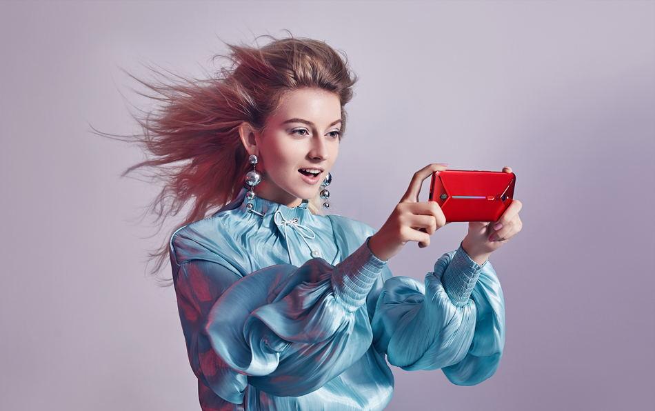 new zte nubia red magic 3 4g smartphone