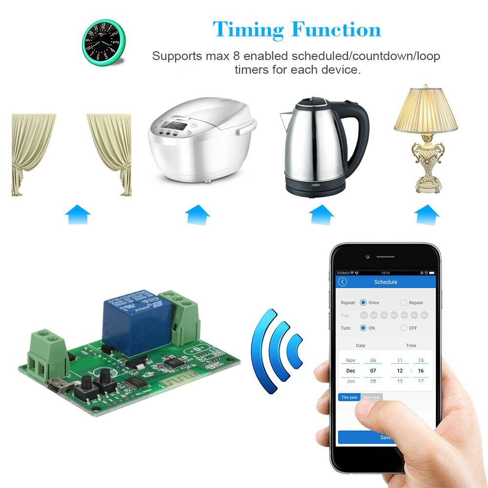 new eweLink dc5v / usb5v wifi switch module