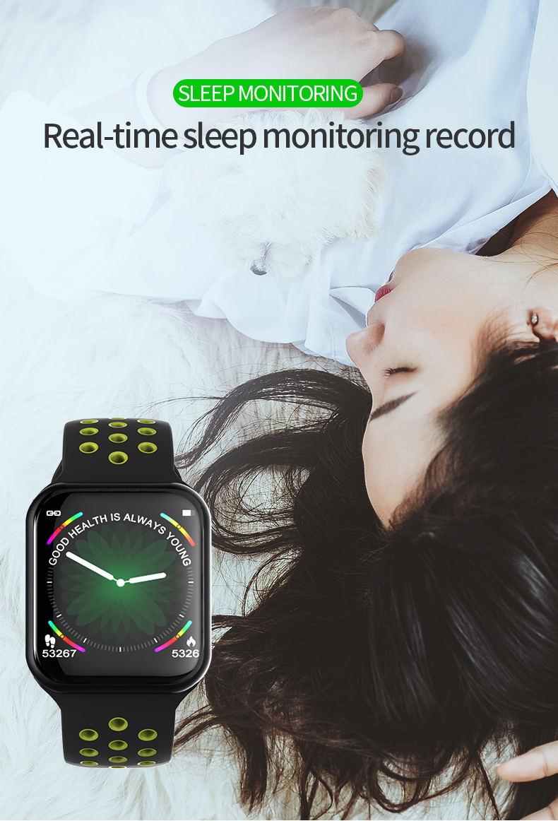 new f8 smart watch ip67 waterproof