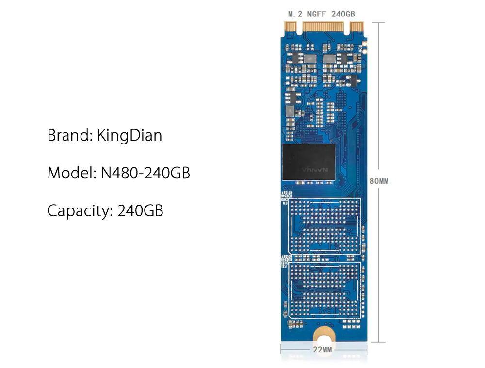 kingdian n480 120gb 2019