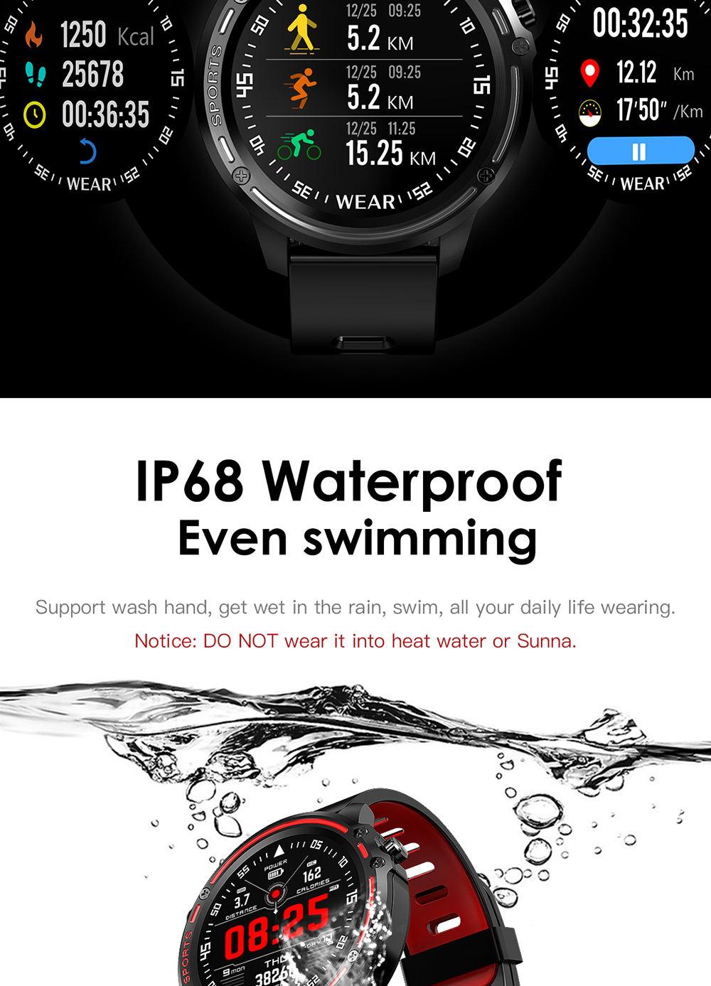 microwear l8 smart watch