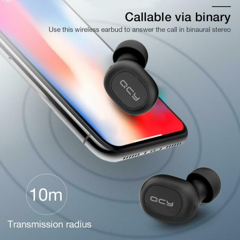 qcy t2s tws wireless headphones 2019