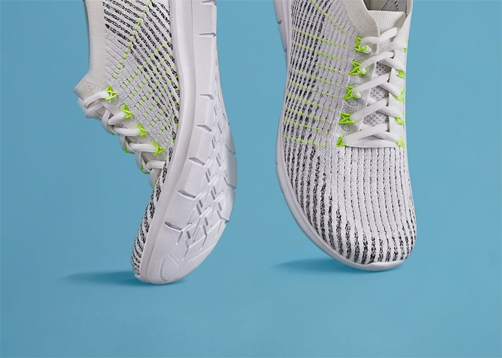 xiaomi amazfit one-piece woven upper running shoes 2019