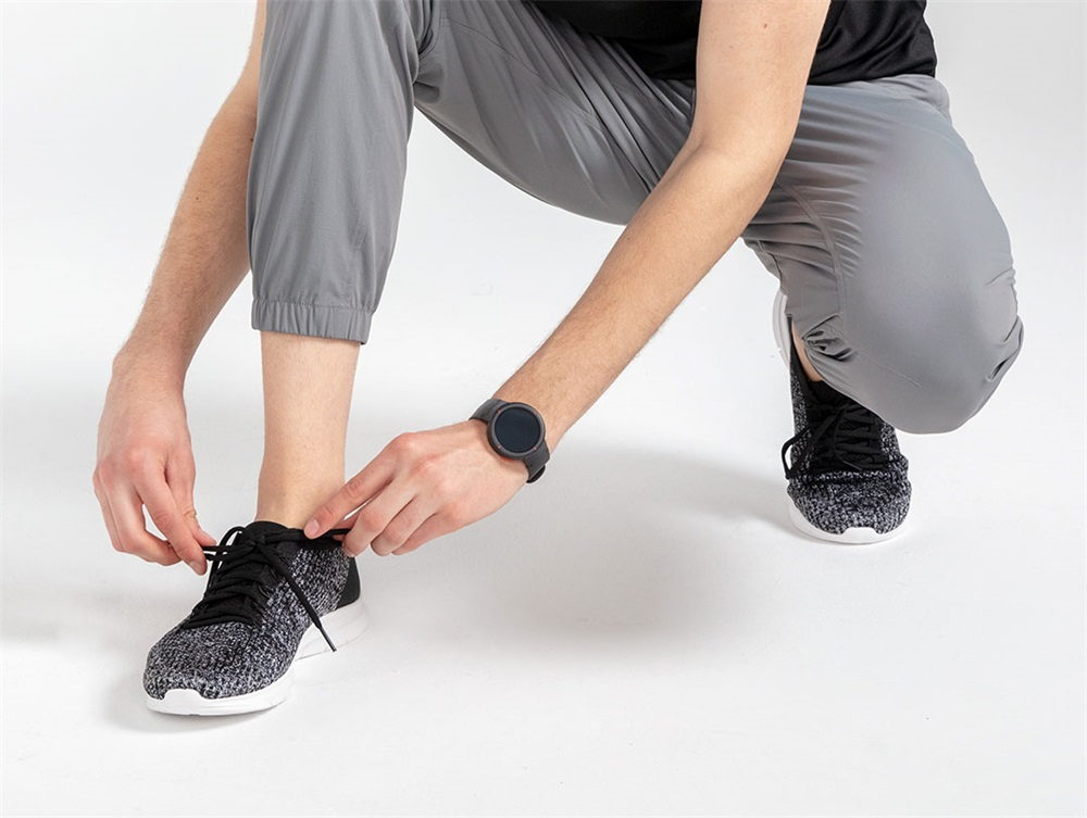 xiaomi amazfit one-piece woven upper running shoes for sale 2019