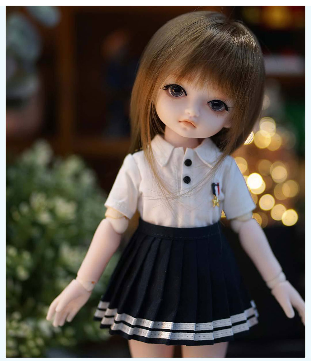 xiaomi youpin monst simulation cute bjd doll toy 2019