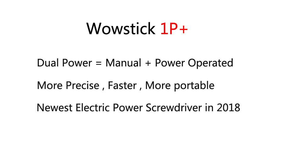 xiaomi wowstick 1p+ screwdriver