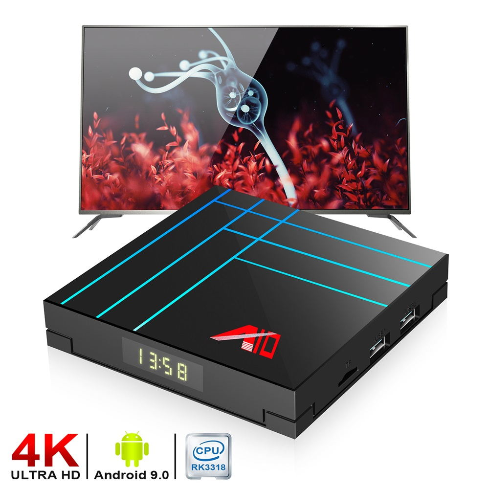 a10 android 9.0 tv box