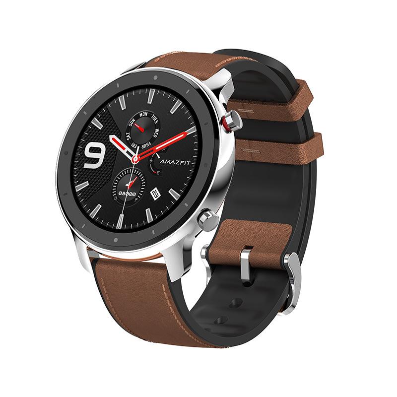 review huami amazfit gtr smartwatch