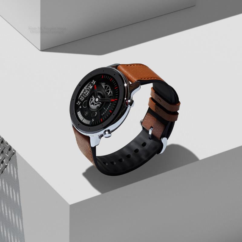 new huami amazfit gtr smartwatch