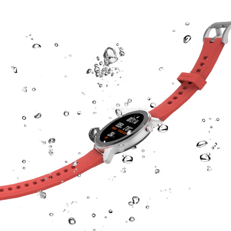 huami amazfit gtr smartwatch for sale