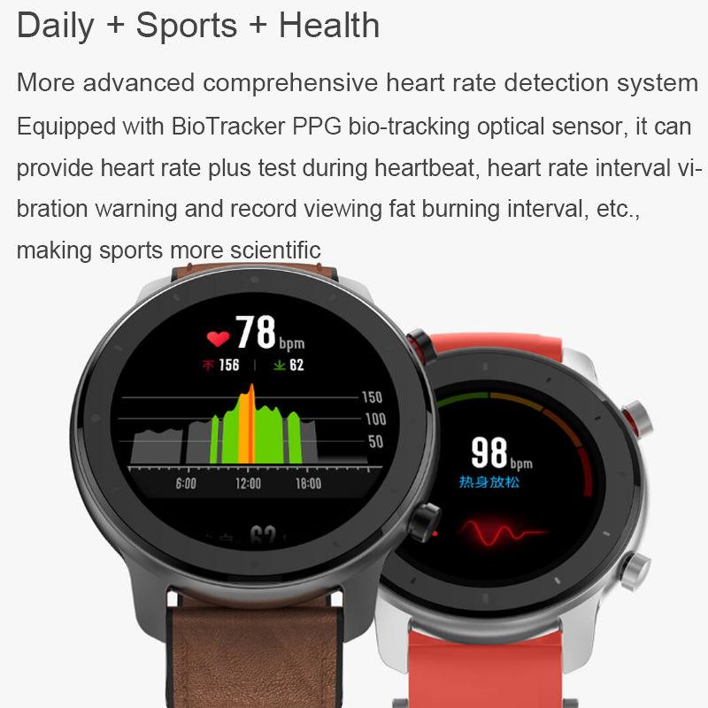 huami amazfit gtr smartwatch review