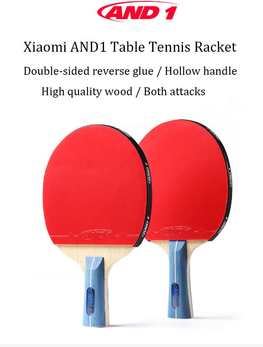 xiaomi and1 1pcs table tennis bat