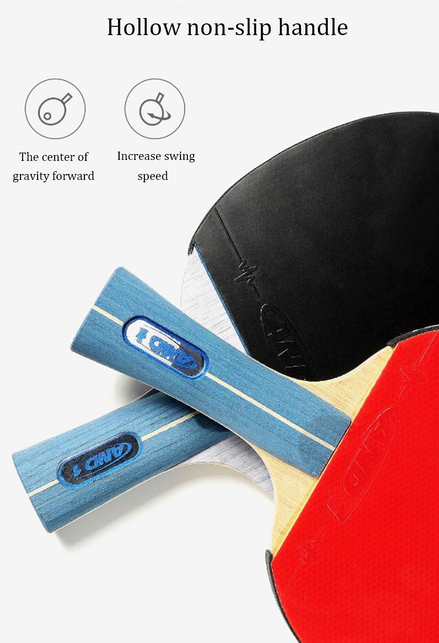 new xiaomi and1 1pcs table tennis bat