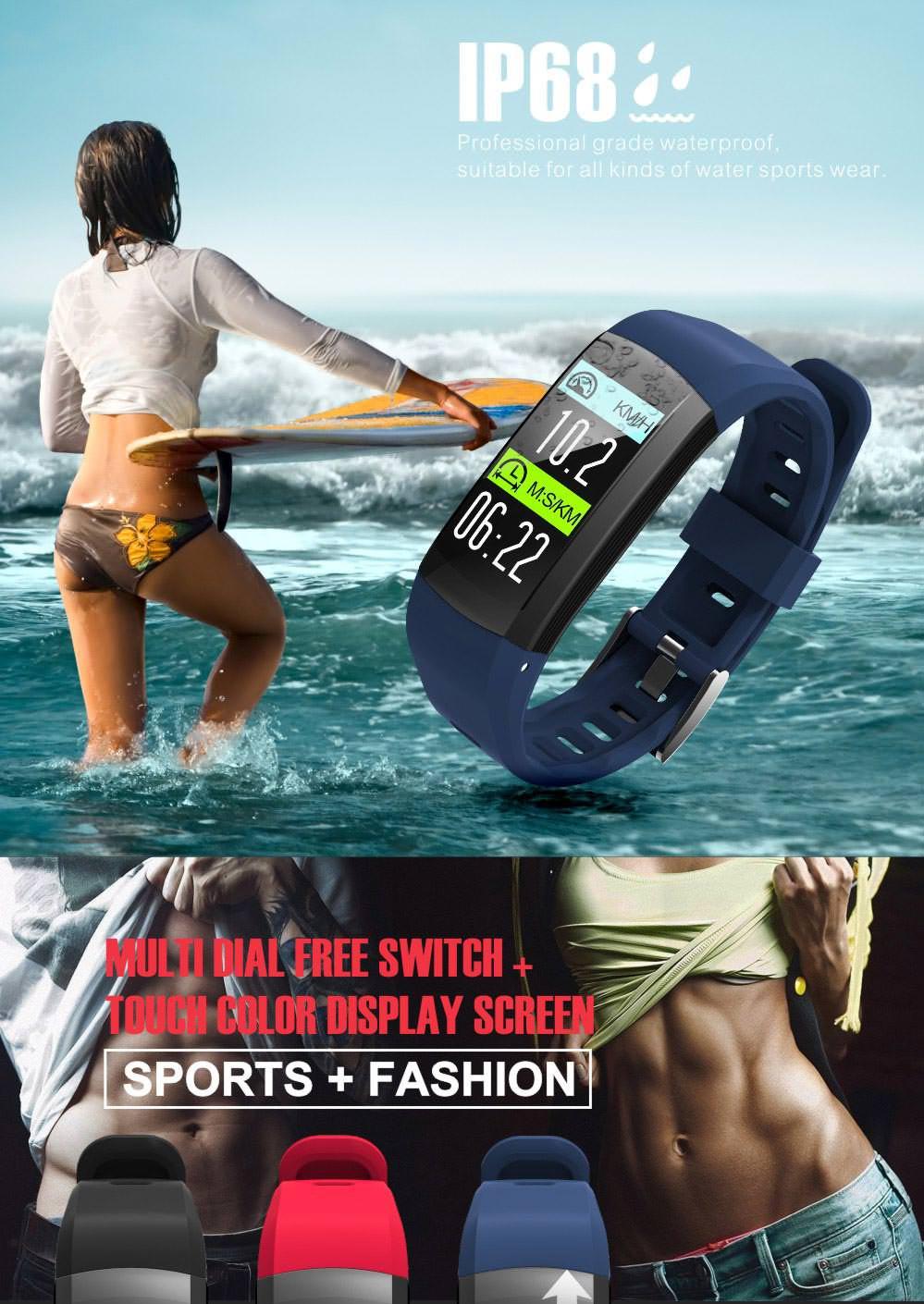 bakeey s906 smartwatch 2019