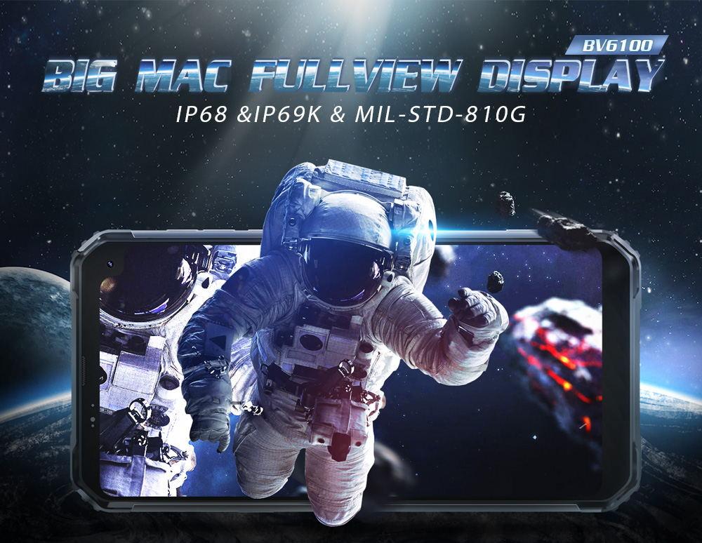 blackview bv6100 4g smartphone