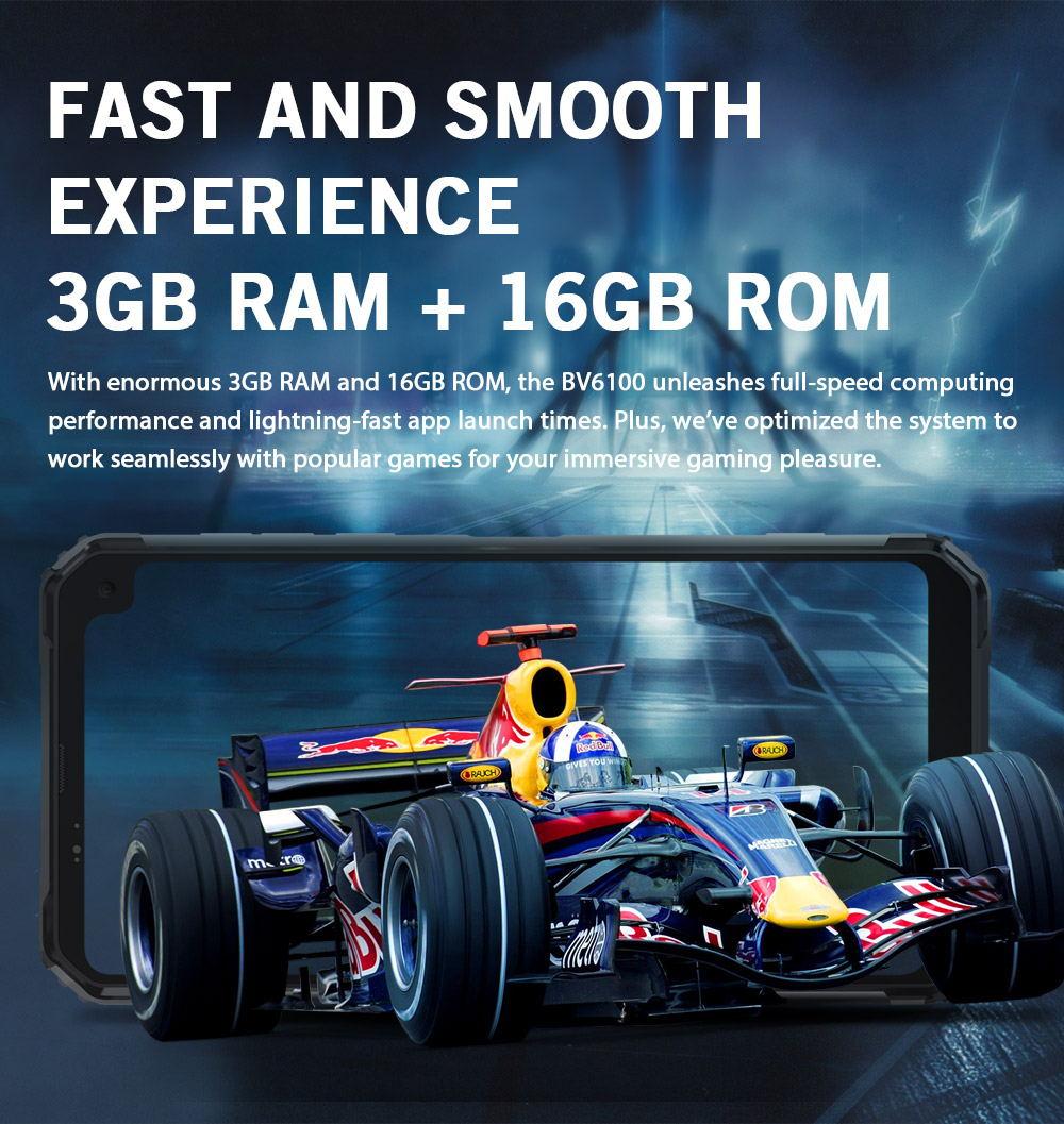 blackview bv6100 4g smartphone online