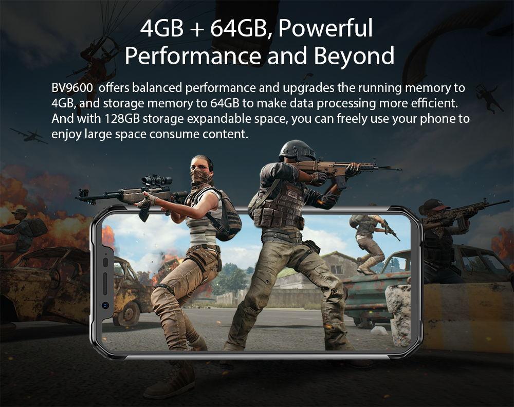 blackview bv9600 smartphone online