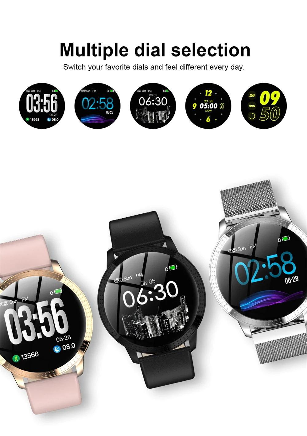 best cf18 smartwatch