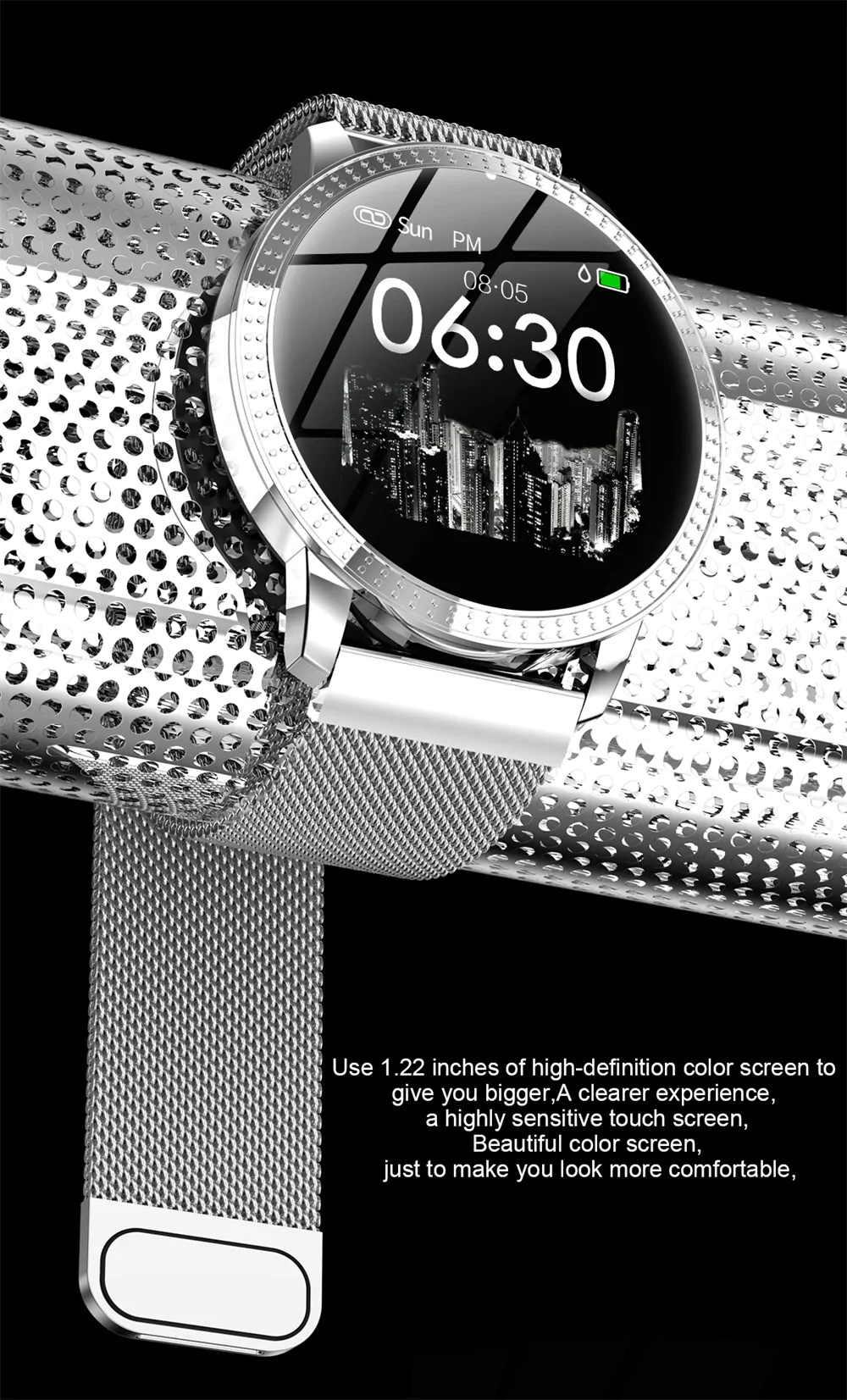 cf18 smartwatch review