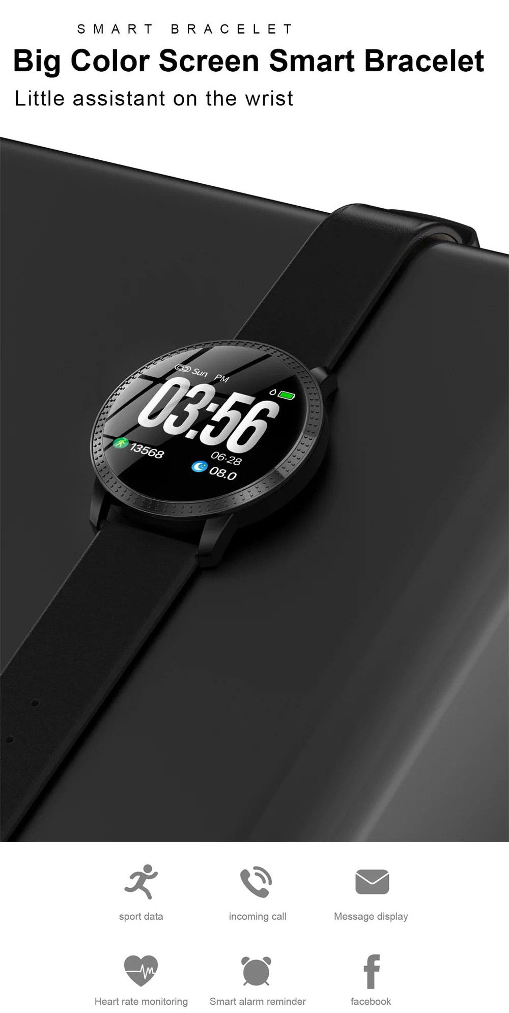 cf18 smartwatch for sale