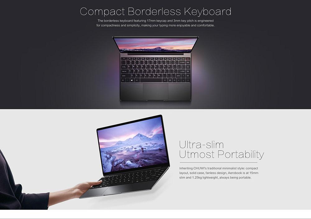 buy chuwi aerobook laptop 8gb 256gb