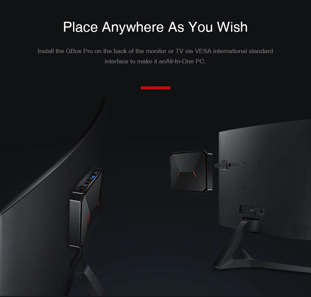 2019 chuwi gbox pro mini pc 64gb