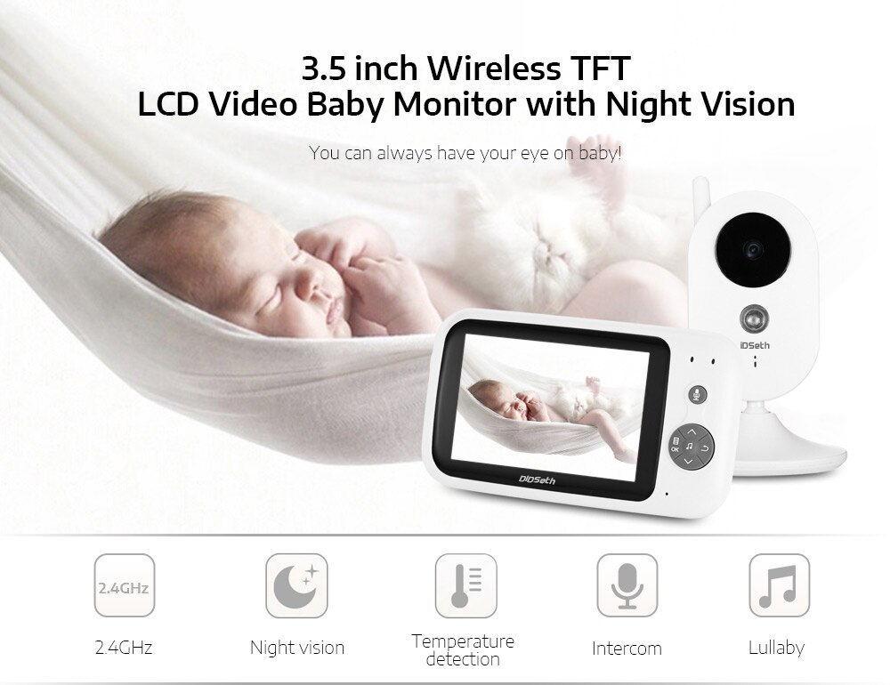 didseth zr303 baby monitor