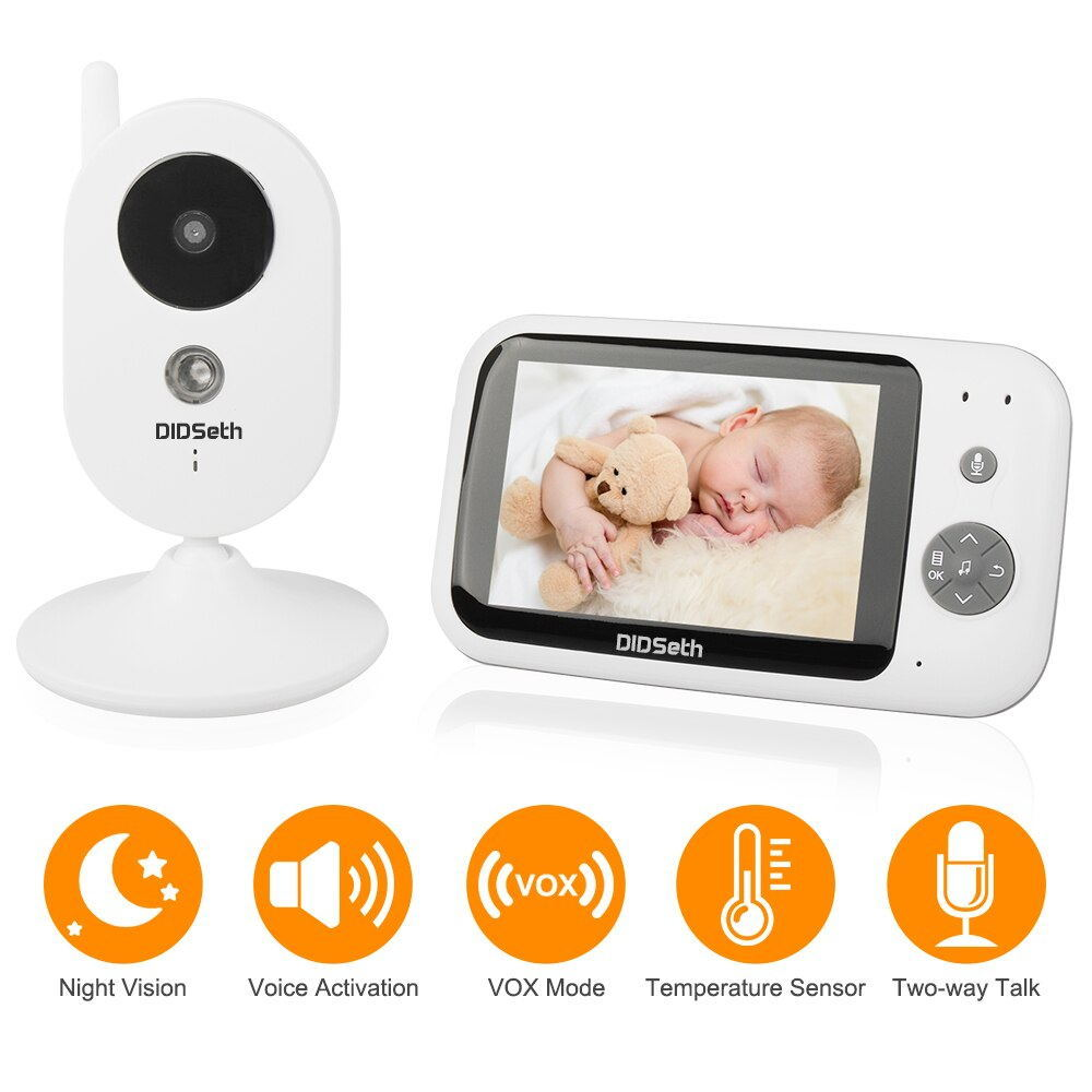 buy didseth zr303 baby monitor