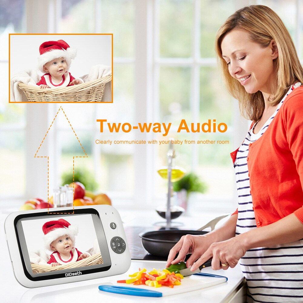 hotsale didseth zr303 baby monitor